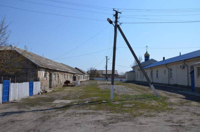 Исторические достопримечательности Новая Каховка достопримечательности - Корсунский монастырь