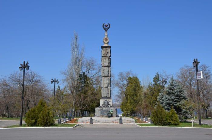 Нова Каховка Природні пам'ятки - Новокаховський парк