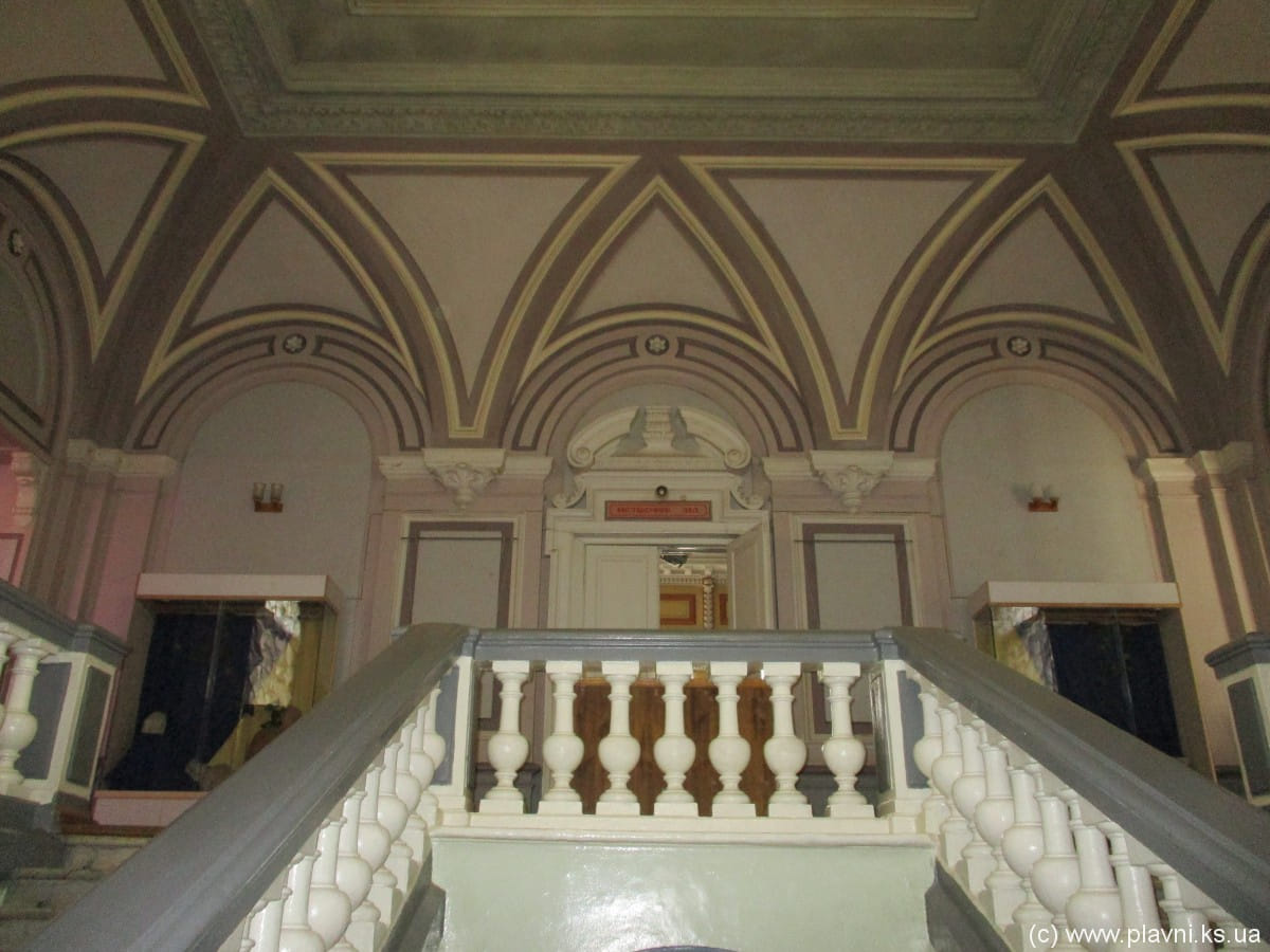 Iсторичні пам'ятки Херсон. - Херсонський краєзнавчий музей
