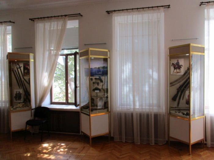 Исторические достопримечательности Херсон достопримечательности - Херсонский краеведческий музей