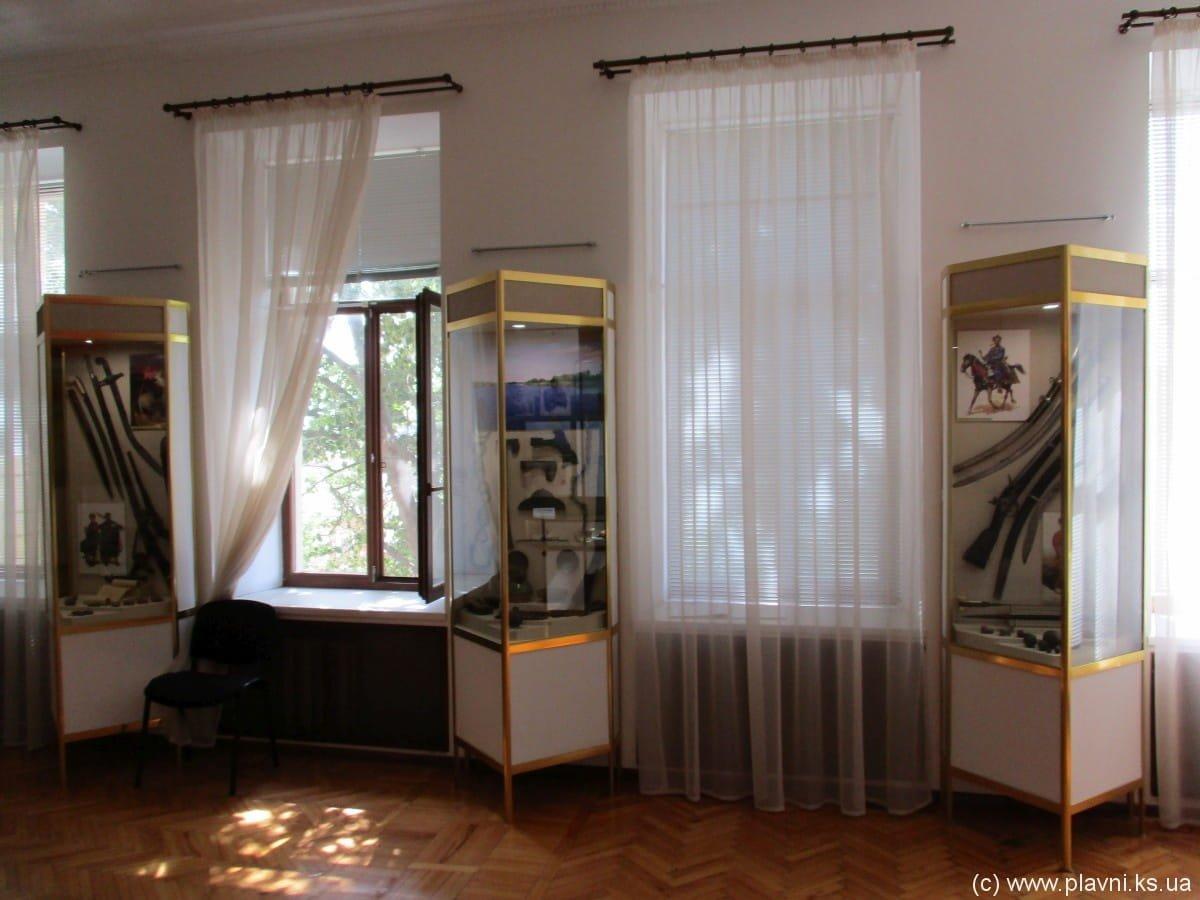 Iсторичні пам'ятки Херсон пам'ятки - Херсонський краєзнавчий музей
