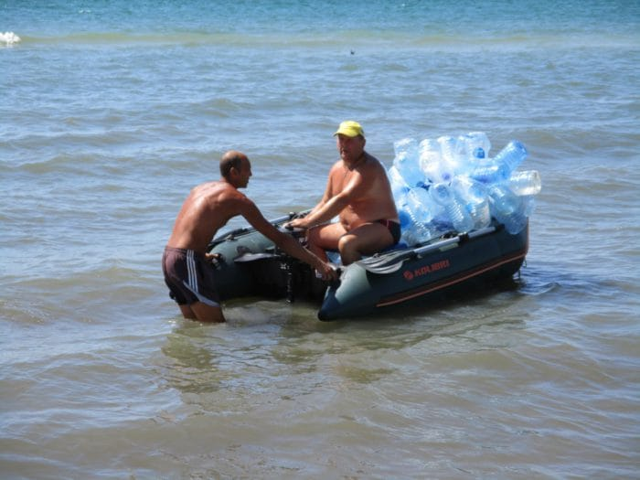 Развлечения - Экскурсия на остров Джарылгач