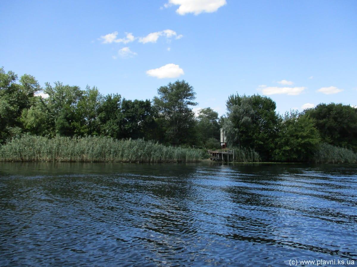 Олешки пам'ятки Природні пам'ятки - Національний природний парк Нижньодніпровський