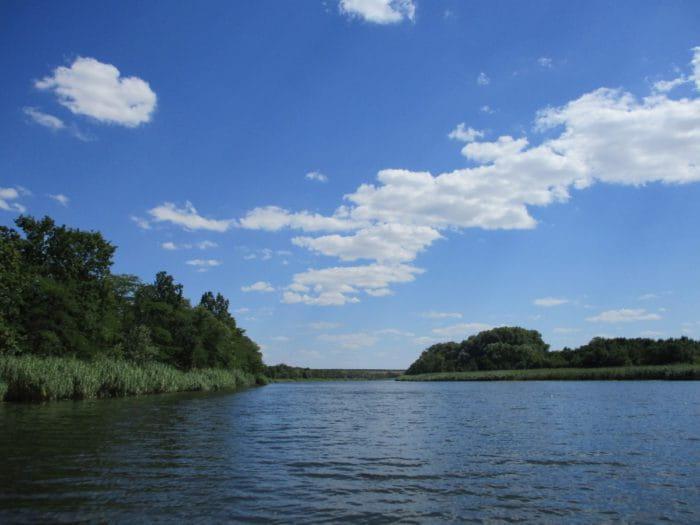 Алёшки Природные достопримечательности - Национальный природный парк Нижнеднепровский