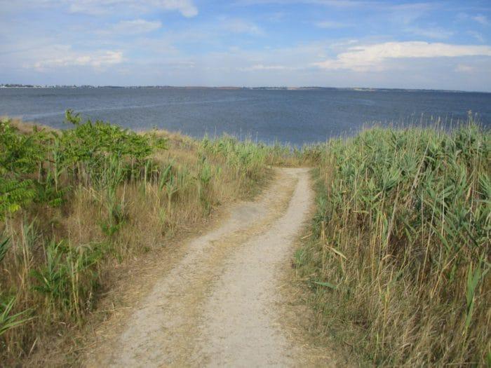 Розваги - Екскурсія на острів Березань