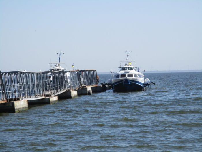 Развлечения Херсон - Пассажирское судоходство на нижнем Днепре