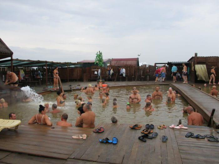 Гола Пристань Розваги - Поїздка на цілюще джерело Гейзер