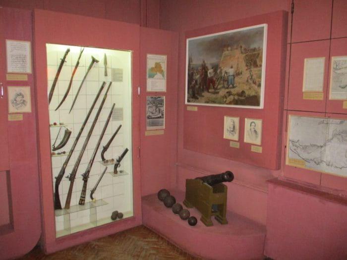 Iсторичні пам'ятки Каховка пам'ятки - Музей міста Каховка