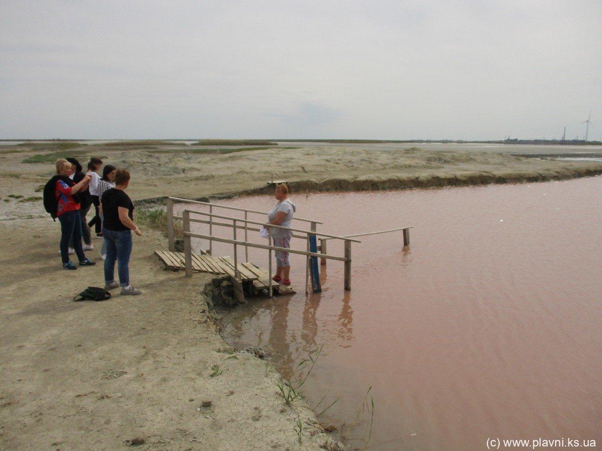 Развлечения - Экскурсия на Лемурийское озеро